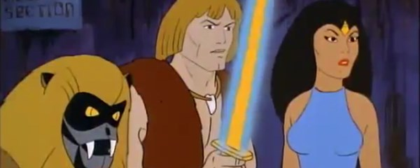 Image result for Thundarr The Barbarian cartoon