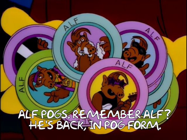 Alf in Pog Form