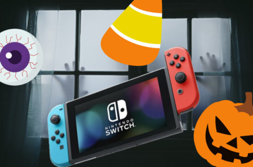 Celebrate Halloween with the Switch